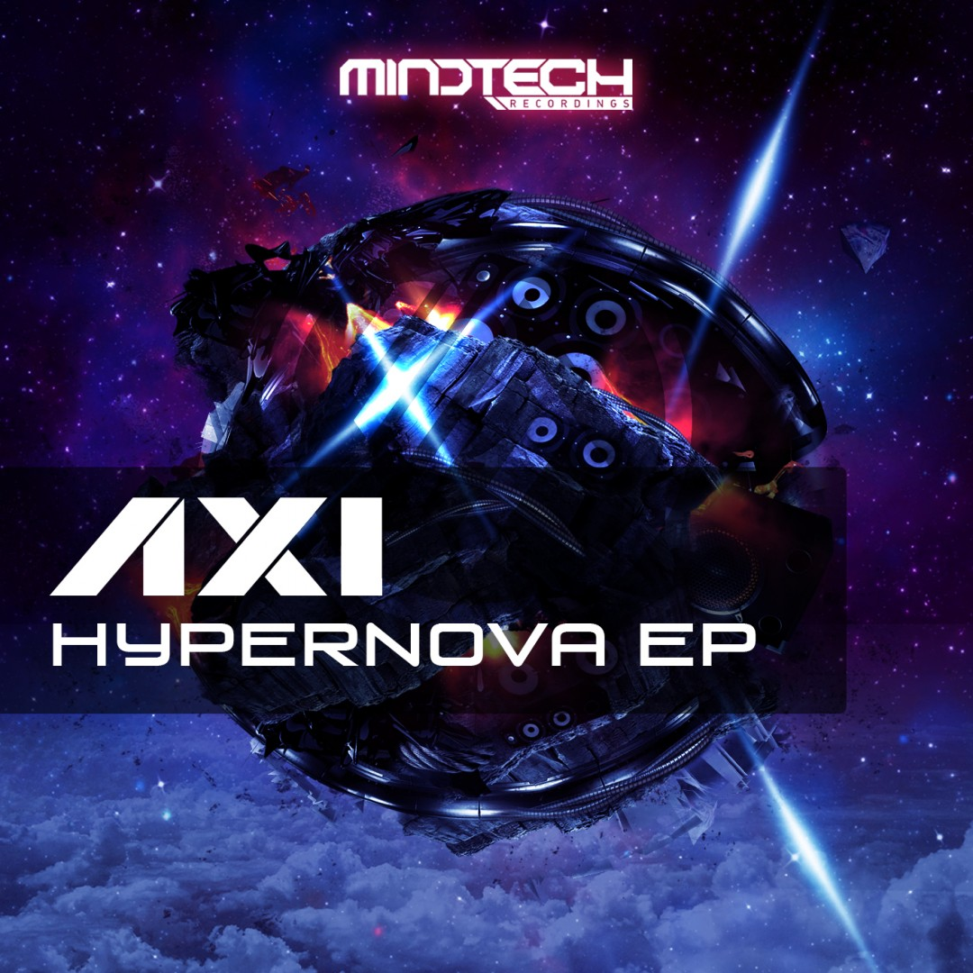 Axi - Hypernova EP_artwork