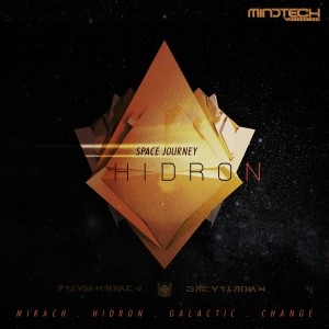 Space Journey 'Hidron EP'